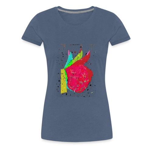 I Like - Frauen Premium T-Shirt