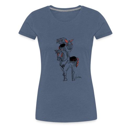 Sant Joan - Camiseta premium mujer