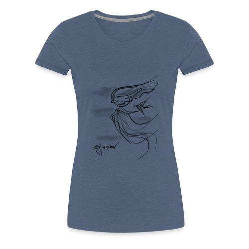 vent - Camiseta premium mujer