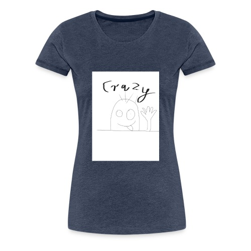 44DFB256 7618 4072 B199 6B1A7128B7A2 - Frauen Premium T-Shirt