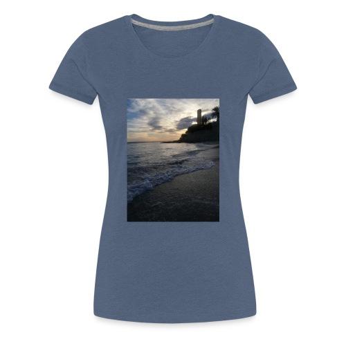 Beach - Frauen Premium T-Shirt
