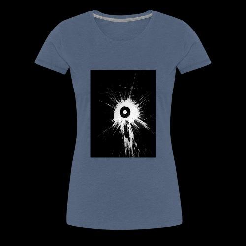 Schwarz Weiß - Frauen Premium T-Shirt