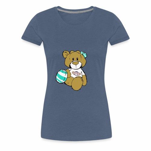 Teddy Echtwelt - Frauen Premium T-Shirt