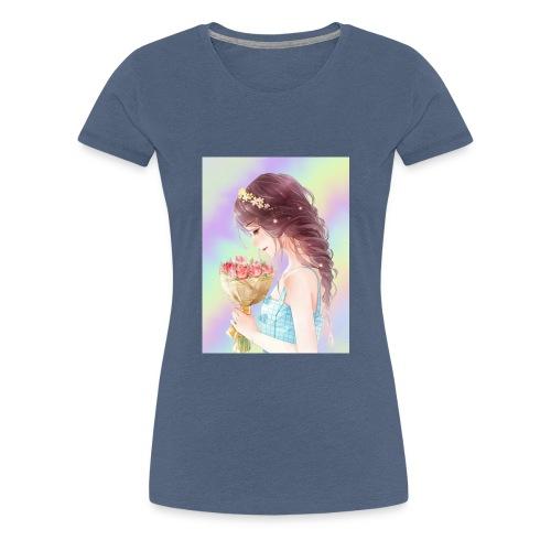 Girl - Vrouwen Premium T-shirt