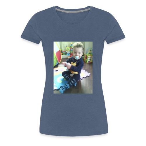 Kinderlachen - Frauen Premium T-Shirt