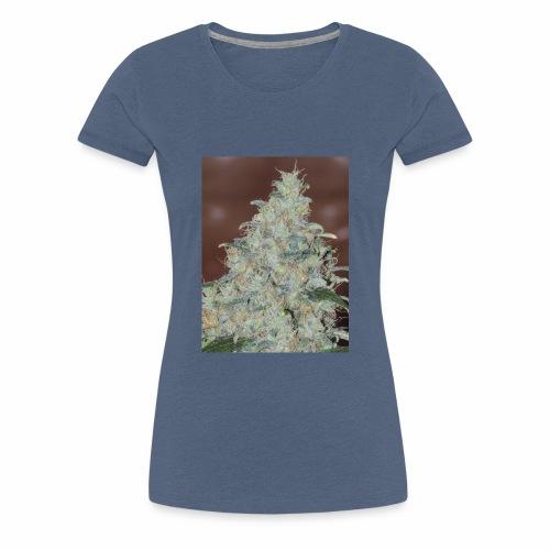 Weedy - Frauen Premium T-Shirt