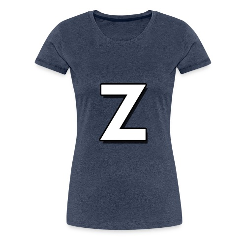 Z - Frauen Premium T-Shirt