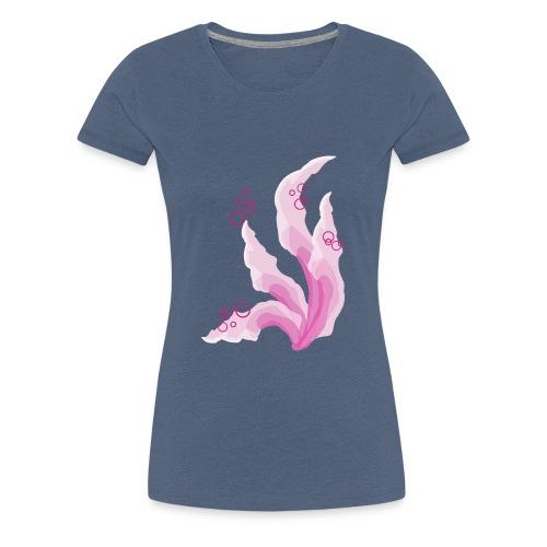 pennelli acquerello magenta - Maglietta Premium da donna