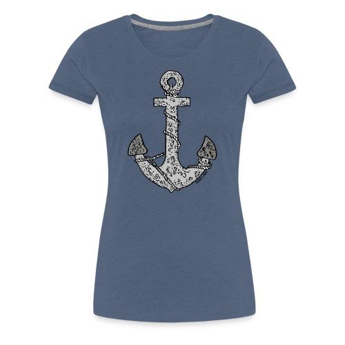takelage anchor - Frauen Premium T-Shirt