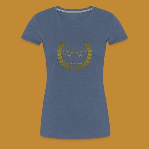 Eisenmann - Frauen Premium T-Shirt