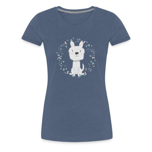 Hond | Hug - Vrouwen Premium T-shirt