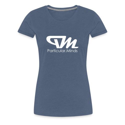 Particular MindsLOGO - Frauen Premium T-Shirt