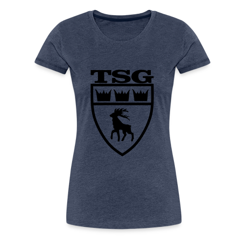 TSGWappen - Frauen Premium T-Shirt
