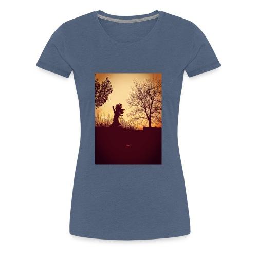 Spring - Frauen Premium T-Shirt