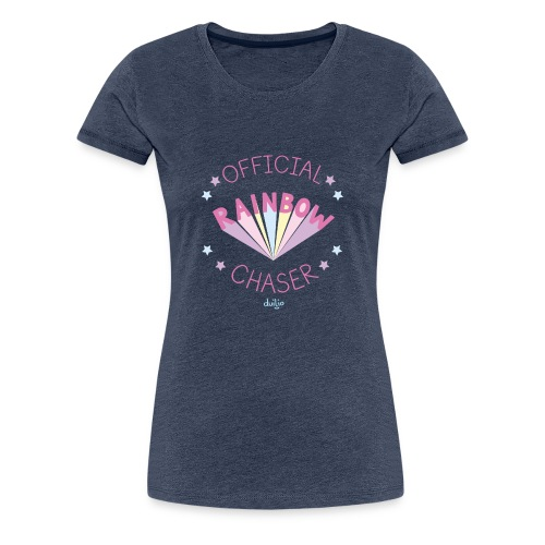 duilio rainbow chaser - Frauen Premium T-Shirt