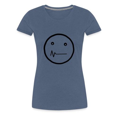 Detrill Smiley - Vrouwen Premium T-shirt