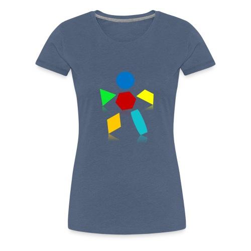 Formen - Frauen Premium T-Shirt