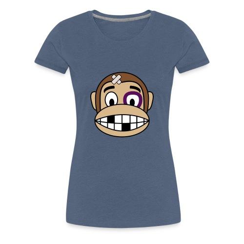 Bruised Monkey - Women's Premium T-Shirt