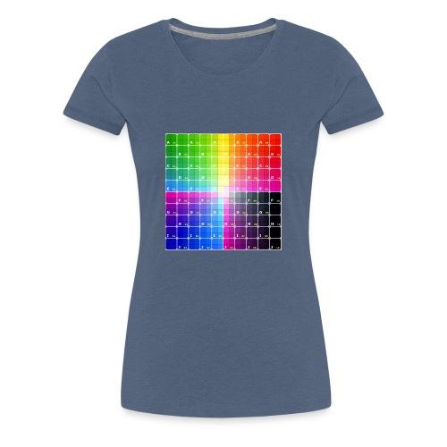 patron - Camiseta premium mujer