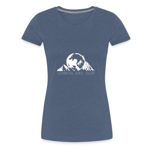 Colección Lobos del Sur - Camiseta premium mujer
