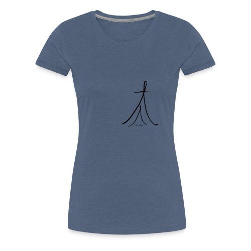 By Hand NC OM - Women's Premium T-Shirt