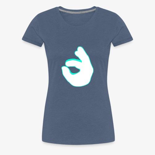 Het ADW Perfect/Top logo - Vrouwen Premium T-shirt