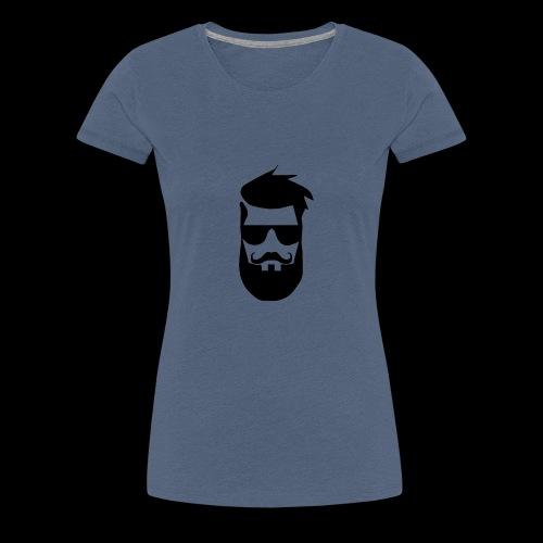 chadmanendez Face - Women's Premium T-Shirt