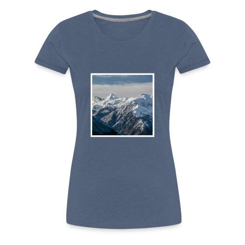 hautacam - T-shirt Premium Femme