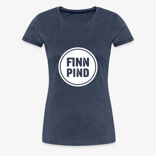Finn pind Design - Dame premium T-shirt