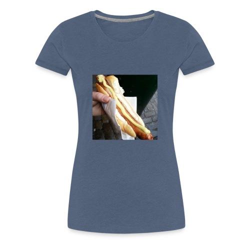 Bratwurst - Frauen Premium T-Shirt