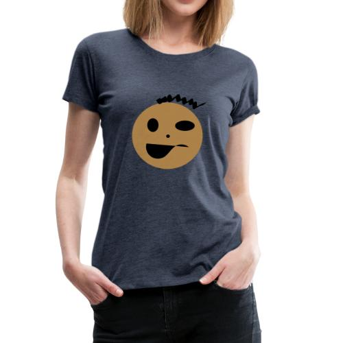 Headneck - Frauen Premium T-Shirt