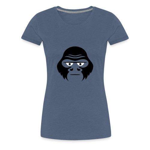 Gorilla - Women's Premium T-Shirt