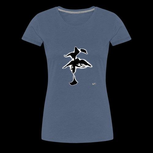 Black Kiss - T-shirt Premium Femme