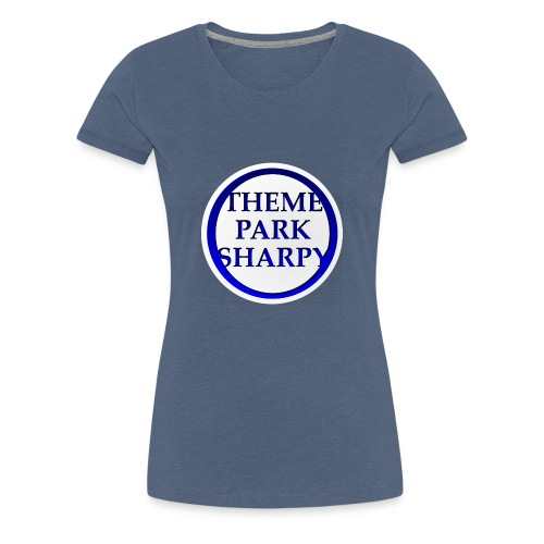 Theme Park Sharpy Brand - Women's Premium T-Shirt