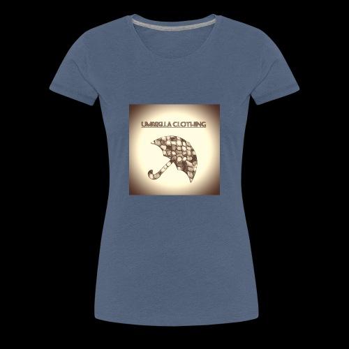 Umbrella 3 - Women's Premium T-Shirt