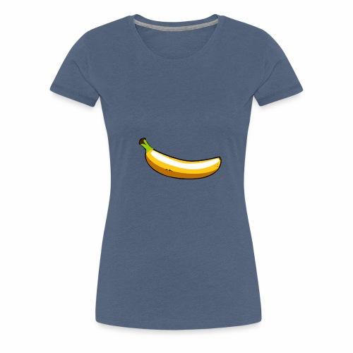 Banane - Frauen Premium T-Shirt