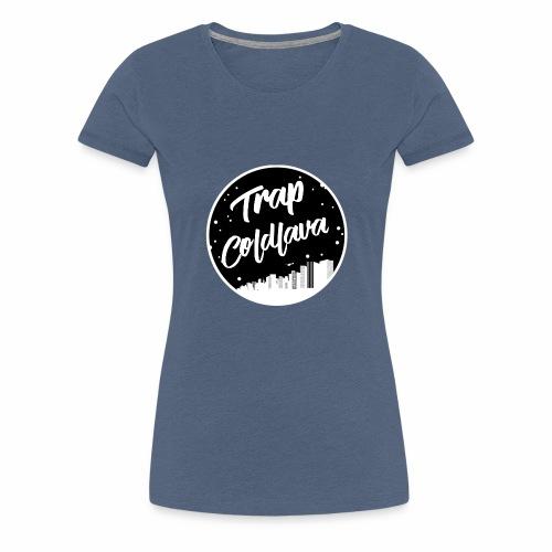TrapColdLava - Women's Premium T-Shirt