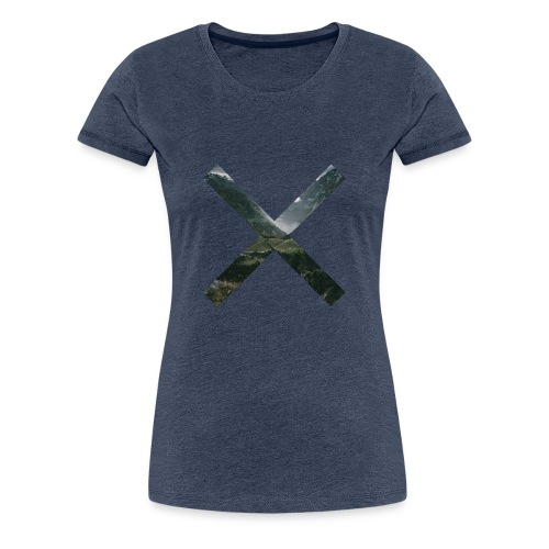 X Travel - Frauen Premium T-Shirt