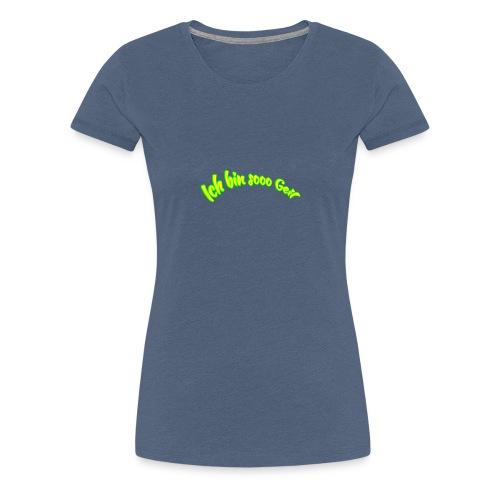 Gtafik5 - Frauen Premium T-Shirt
