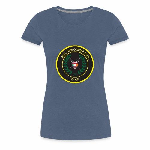 TASK FORCE 21 - Women's Premium T-Shirt