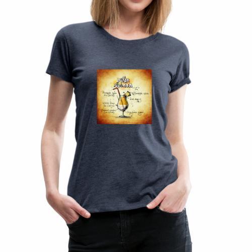 cocktail 828182 - Frauen Premium T-Shirt