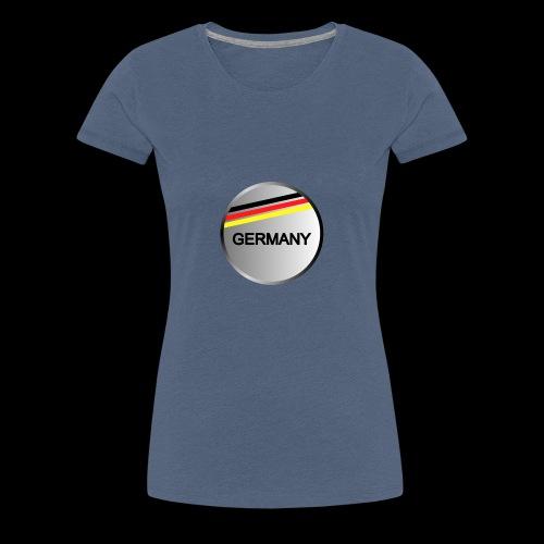 Made in Germany - Frauen Premium T-Shirt