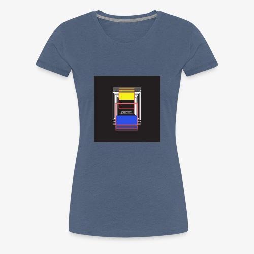 VISION 2.0 - Frauen Premium T-Shirt