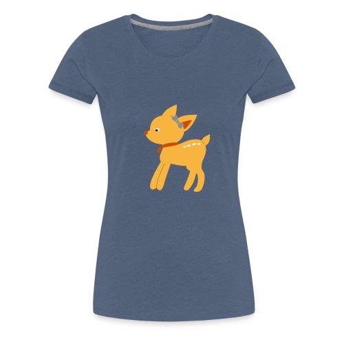 Oh my deer - Frauen Premium T-Shirt