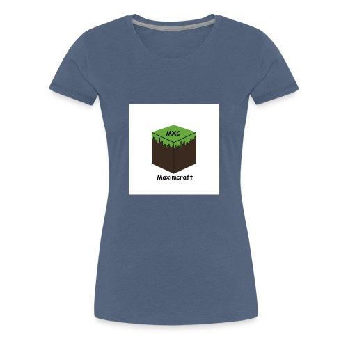 rundlogo - Frauen Premium T-Shirt