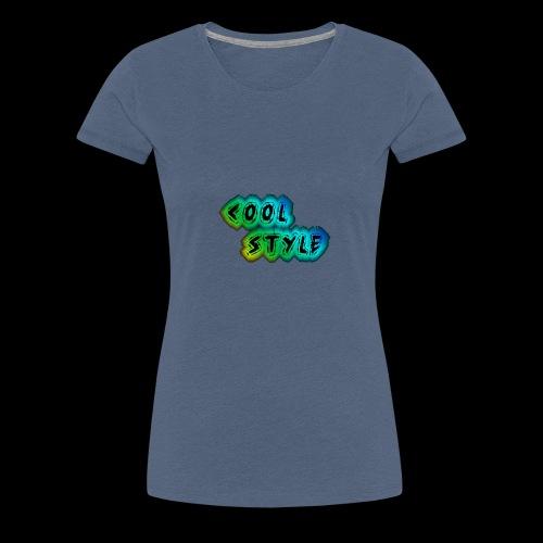 cool style - Frauen Premium T-Shirt