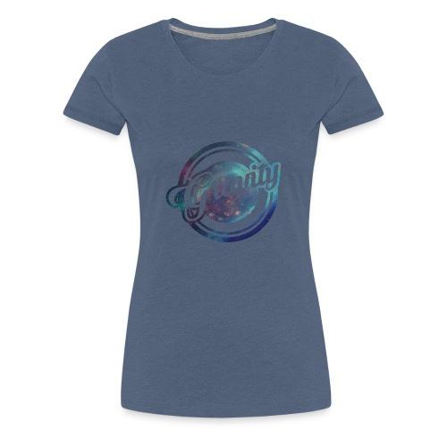 Spherical Gravity - Women's Premium T-Shirt