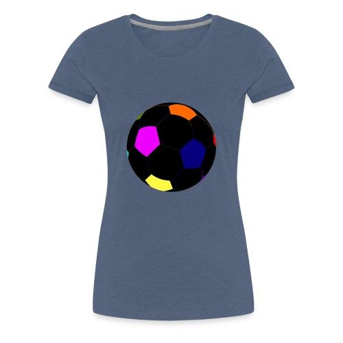 Colorful Ball - Frauen Premium T-Shirt
