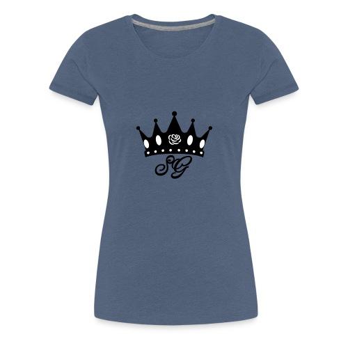 55CBBC92 9E52 4919 9223 47678D06D27A - Frauen Premium T-Shirt
