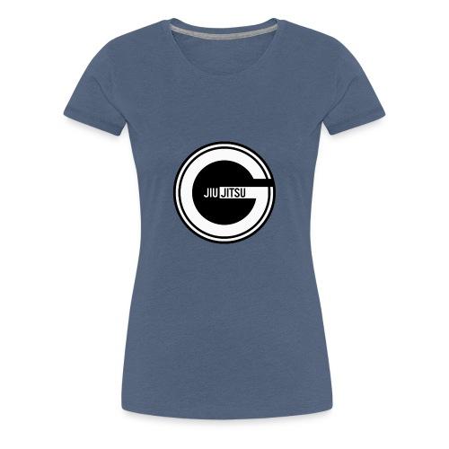 Godalmingbjjlog1 - Women's Premium T-Shirt